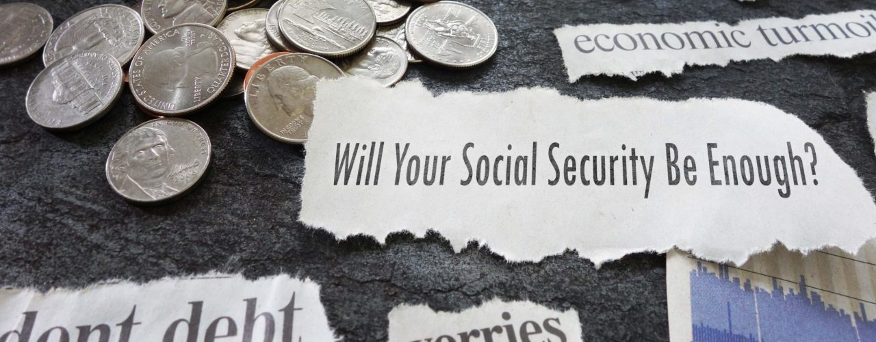 Social Security question with economic news headlines
